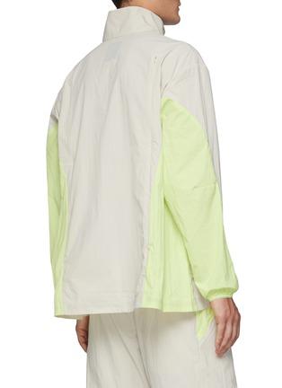 背面 - 点击放大 - Y-3 - M CLASSIC LIGHT SHELL拼色半开襟夹克