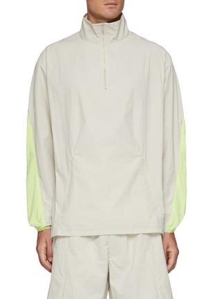 首图 - 点击放大 - Y-3 - M CLASSIC LIGHT SHELL拼色半开襟夹克