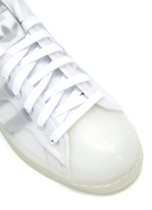 细节 - 点击放大 - ADIDAS - SUPERSTAR FUTURESHELL运动鞋