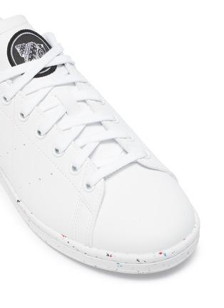 细节 - 点击放大 - ADIDAS - X YOSHITOSHI KANEMAKI STAN SMITH仿皮革系带运动鞋