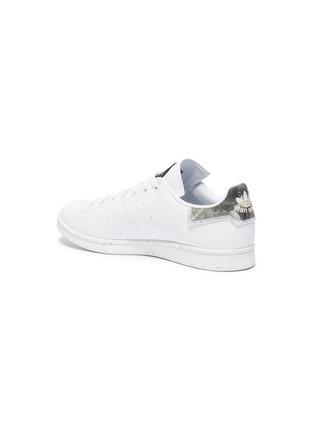 - ADIDAS - X YOSHITOSHI KANEMAKI STAN SMITH仿皮革系带运动鞋