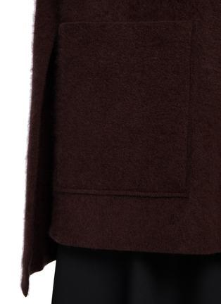 - THE ROW - 无袖羊绒混丝背心式上衣