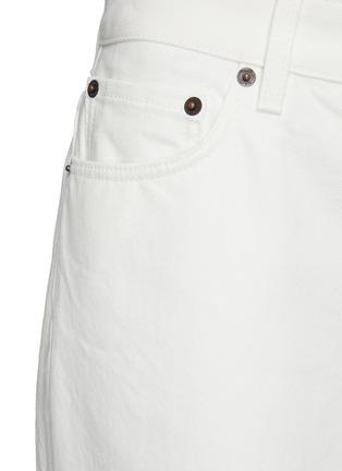 - THE ROW - EGLI低腰阔腿牛仔裤
