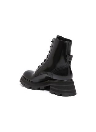 - ALEXANDER MCQUEEN - WANDER系带战斗靴