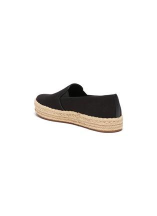- VINCE - UPTON帆布便鞋