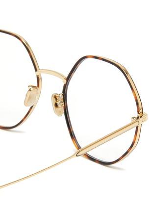 细节 - 点击放大 - DIOR - GEMDIORO R2U多边形眼镜