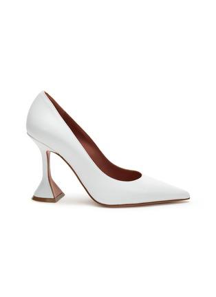首图 - 点击放大 - AMINA MUADDI - AMI真皮高跟鞋