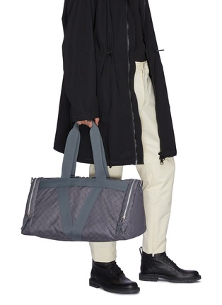 正面 -点击放大 - BOTTEGA VENETA - 编织图案健身包