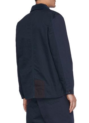 背面 - 点击放大 - FDMTL - 几何拼贴纯棉夹克