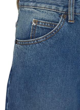 - MAISON MARGIELA - 高腰水洗纯棉牛仔裤