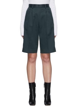 首图 - 点击放大 - MAISON MARGIELA - 高腰褶间西服短裤
