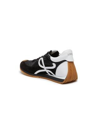 - LOEWE - 拼接设计LOGO小牛皮运动鞋