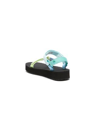 细节 - 点击放大 - TEVA - UNIVERSAL幼儿及儿童款多彩再生材料凉鞋