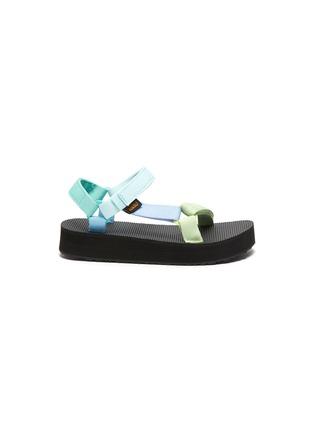 首图 - 点击放大 - TEVA - UNIVERSAL幼儿及儿童款多彩再生材料凉鞋
