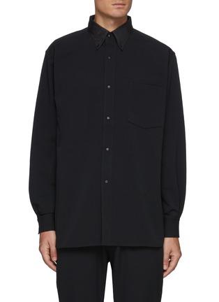 首图 - 点击放大 - NANAMICA - ALPHADRY长袖衬衫