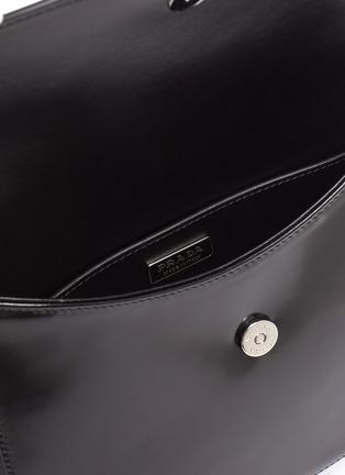 细节 - 点击放大 - PRADA - CLEO翻盖口袋真皮单肩包