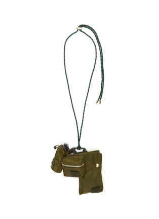 首图 - 点击放大 - SACAI - X PORTER多功能口袋包