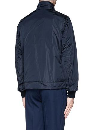 背面 - 点击放大 - MONCLER - HERNEST层次拼贴两面穿夹克