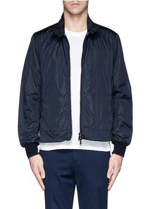 首图 - 点击放大 - MONCLER - HERNEST层次拼贴两面穿夹克