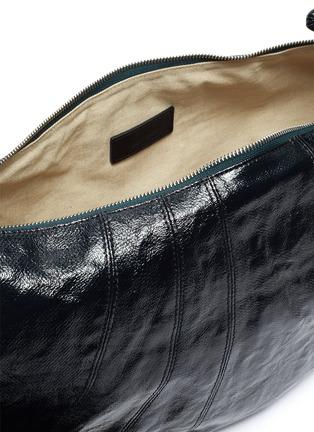 细节 - 点击放大 - LEMAIRE - Croissant大号牛角包造型单肩包