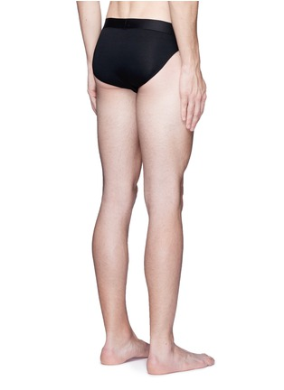 背面 - 点击放大 - ZIMMERLI - 700 Pureness莫代尔三角内裤