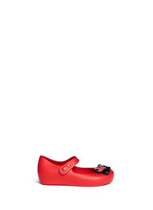首图 - 点击放大 - MELISSA - 幼儿款卡通老鼠拼贴果冻鞋