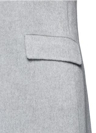 细节 - 点击放大 - THEORY - LIVWILTH DF系带裹身式连衣裙