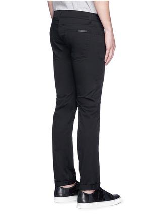 背面 - 点击放大 - DOLCE & GABBANA - STRETCH 14纯棉修身牛仔裤