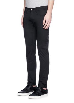 正面 -点击放大 - DOLCE & GABBANA - STRETCH 14纯棉修身牛仔裤