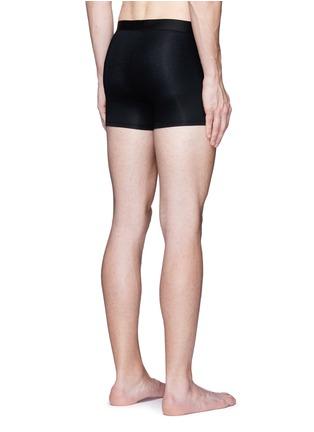背面 - 点击放大 - ZIMMERLI - PURENESS纯色平脚内裤