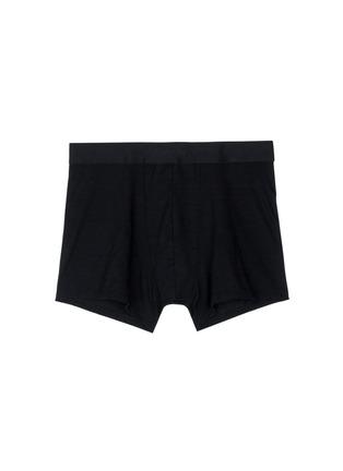 首图 - 点击放大 - ZIMMERLI - PURENESS纯色平脚内裤