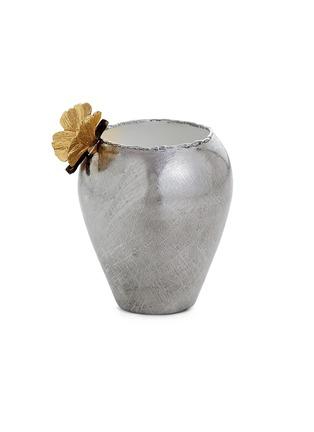 首图 –点击放大 - MICHAEL ARAM - Butterfly Ginkgo不锈钢花瓶