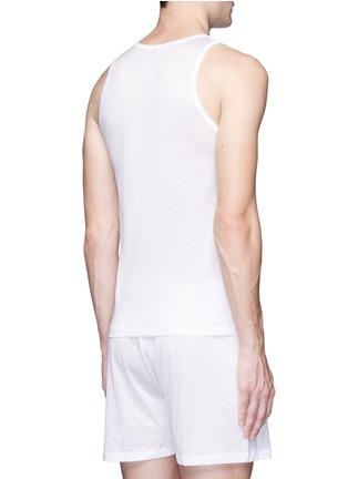 背面 - 点击放大 - ZIMMERLI - 252 Royal Classic纯棉T恤