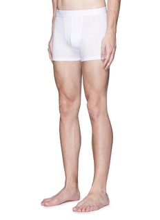ZIMMERLI PURENESS纯色平脚内裤