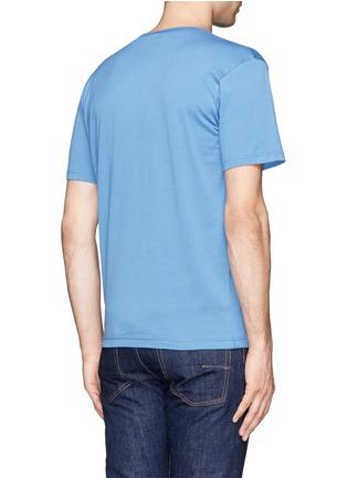 背面 - 点击放大 - SUNSPEL - 纯棉圆领T恤