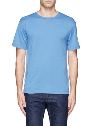 首图 - 点击放大 - SUNSPEL - 纯棉圆领T恤