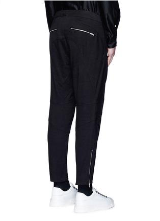 背面 - 点击放大 - RAG & BONE - 机车款纯棉长裤