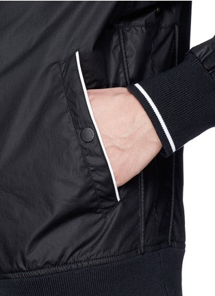 细节 - 点击放大 - RAG & BONE - 纯色夹克外套