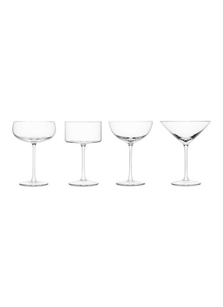 首图 –点击放大 - LSA - Lulu champagne/cocktail glass set