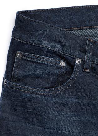 - ACNE STUDIOS - ACE修身中腰水洗牛仔裤
