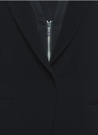 细节 - 点击放大 - ELIZABETH AND JAMES - 'Aster' duo layer vest