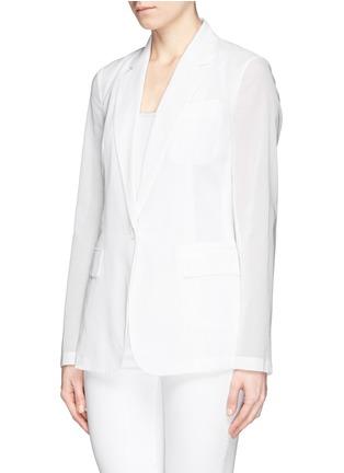 正面 - 点击放大 - THEORY - GRINSON纯棉透薄西服外套