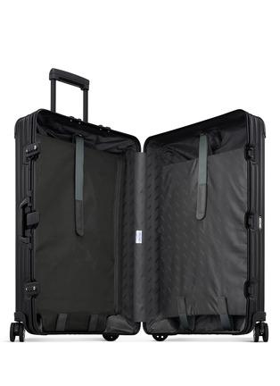 细节 –点击放大 - RIMOWA - Topas Stealth Multiwheel® (Black, 85-litre)