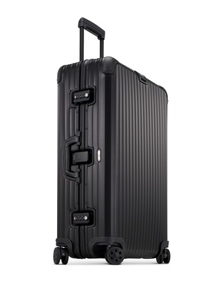- RIMOWA - Topas Stealth Multiwheel® (Black, 85-litre)