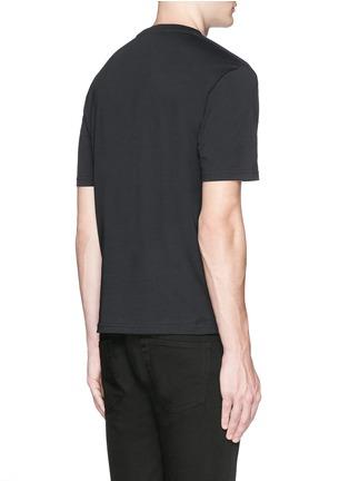 背面 - 点击放大 - MONCLER - 字母胶印纯棉T恤