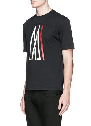 正面 -点击放大 - MONCLER - 字母胶印纯棉T恤