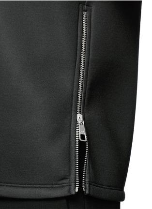 细节 - 点击放大 - NEIL BARRETT - 迷彩及头巾印花太空棉T恤