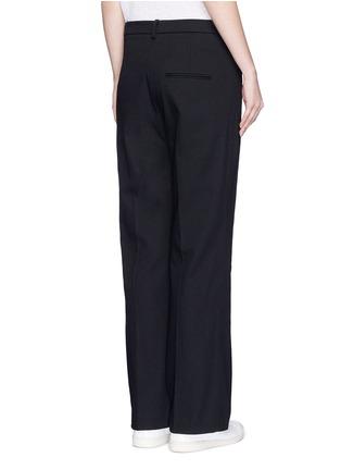 背面 - 点击放大 - ISABEL MARANT ÉTOILE - 纯棉斜纹布长裤