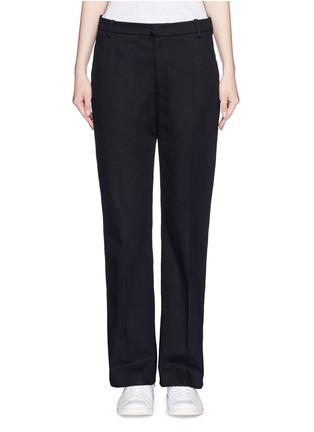首图 - 点击放大 - ISABEL MARANT ÉTOILE - 纯棉斜纹布长裤