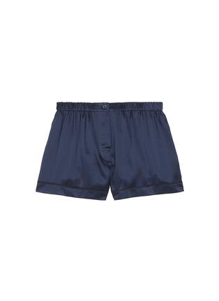 首图 - 点击放大 - ARAKS - Tia单色真丝短裤